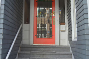 Fully Furnished Cozy & Eclectic 1 BR Flat Downtown Halifax!