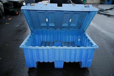 Forklift Bins With Lids Surplus Containers