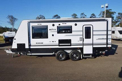 New ROADSTAR SUNSET OFF ROAD CARAVAN  Caravans  Gumtree Australia