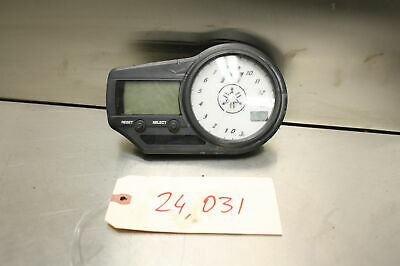 00-01 Yamaha YZF R1 YZFR1 Gauges Speedo Tach Cluster Speedometer 24K