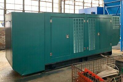 300 Kw Generac Natural Gas Generator Model 14066600600 2012 277480 296 Hrs