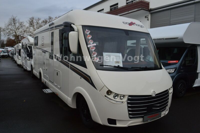 Carthago c-tourer I 148 LE MB *2021* Autom, 170 PS...