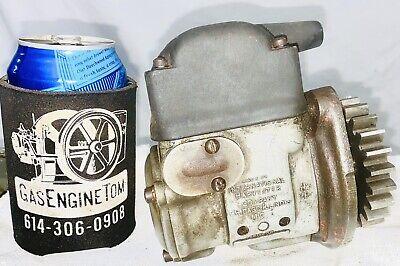 Hot Magneto W Gear 3 - 5hp Ihc La Lb Hit Miss Gas Engine International Mag Hot