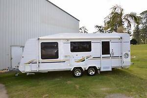 2009 ROMA SOVERIEGN FULL ENSUITE TANDEM AXLE CARAVAN Gympie Gympie Area Preview