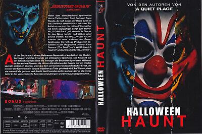 Eli Roth + HALLOWEEN HAUNT + Funhouse-Horror (DVD)