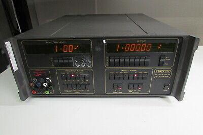 Datron 4200a Ac Standard Voltagecurrent Calibrator Opt 10 30 80