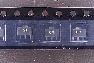 Lot Of 2 Gali-3 Mini-circuits Amplifier Dc - 3 Ghz 50 Ohm Smt Sot-89 Nos