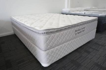New (floor stock) Aust made Queen mattress - Meridian Contour