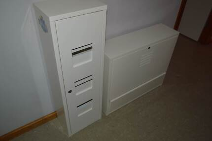 PAIR of IKEA cabinets with keys Albany 6330 Albany Area Preview