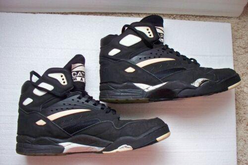 Vintage HTF 1991 L.A. Gear Catapult Mailman Karl Malone Basketball Shoes Men 12