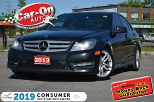 2013 Mercedes Benz C-Class C 300 4MATIC LEATHER SUNROOF HTD SEAT