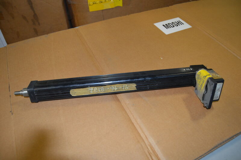 INDUSTRIAL DEVICES CORP NX258A-17-MS2-MT1-300X CYLINDER Used