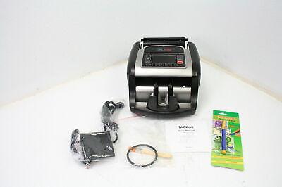 Tacklife Mmc01 Money Counter W Uv Mg Ir Counterfeit Detection Counting Machine