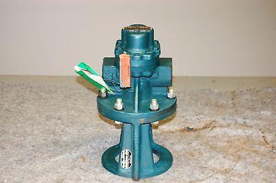 New Roper Gear Pump Fig. 17am08 Type 1 Spec 8723 1 12 X 1 12 New