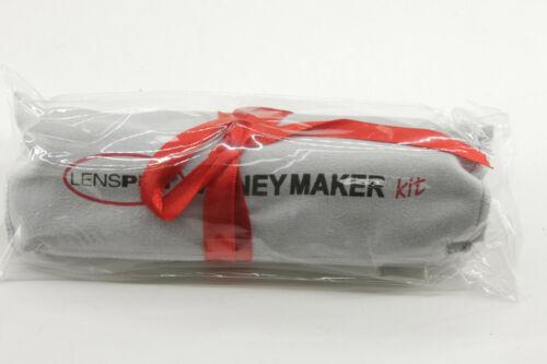 LensPen Money Maker Kit Microfiber Suede Cloth - NEW Old Stock - M09
