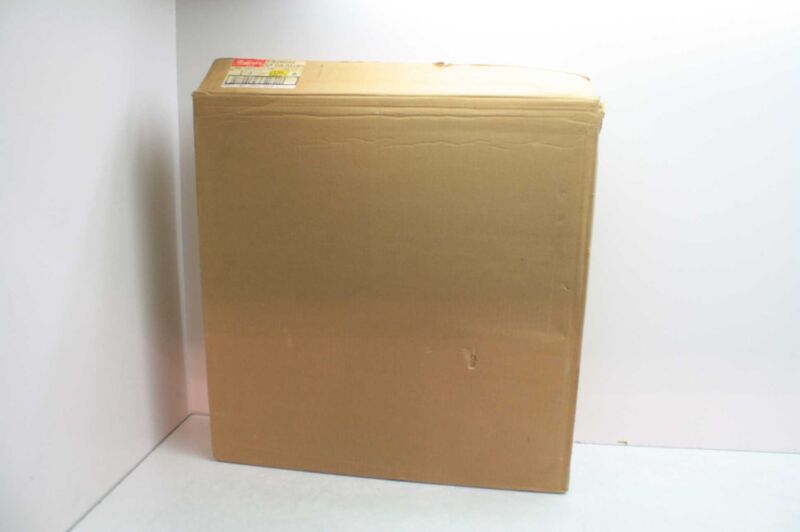 New Hoffman A-se24x24x6 Scr Cvr Pull Box Steel Enclosure With Punch Outs