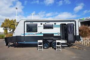 NEW 19'6 NEXTGEN GREYLINE OFF ROAD FULL ENSUITE CARAVAN Gympie Gympie Area Preview