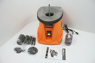 Triton Tsps450 3.5 Amp 450w Cast Iron Top Oscillating Spindle Sander Orange