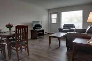 Furnished and Unfurnished 2bdrm Suites Available in Timberlea