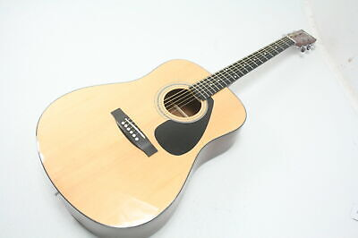 SEE PHOTOS Yamaha FD01S Solid Top Acoustic Guitar Solid Spruce Top Nato Sides