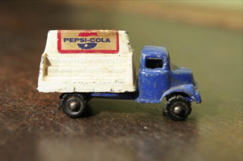 "Vintage 2"" Pepsi Cola toy truck"