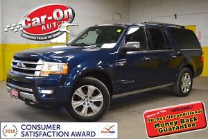 2017 Ford Expedition Max PLATINUM NAV, ROOF, LEATHER