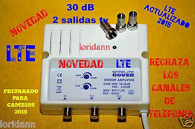Amplificador de senal tv televes - Amplificador de antena interior ...