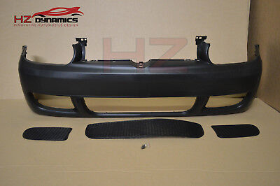 R32 Type Front Bumper + GRILLS FITS VW GOLF MK4 1998 2003 ABS Plastic UK for sale  Shipping to Ireland