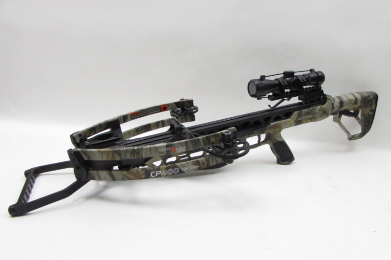 CenterPoint Archery CP400 Crossbow Powered By Helicoil Technology
