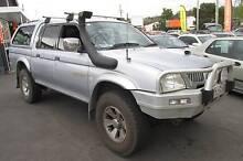 2004 Mitsubishi Triton GLX 4X4 Dual Cab Ute Youngtown Launceston Area Preview