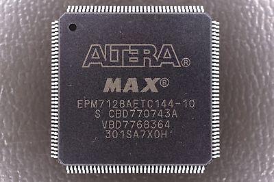 Epm7128aetc144-10 Altera Cpld Complex Programmable Logic Device 10ns 144-tqfp