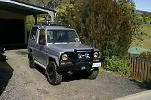 1985 Daihatsu Rocky Wagon 2.8 Turbo, 5 speed, Great Condition Austins Ferry Glenorchy Area Preview