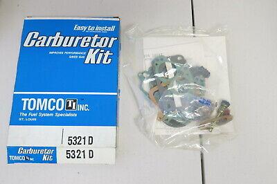 NOS Tomco Carburetor Repair Kit 5436 fits Ford 1975-1981