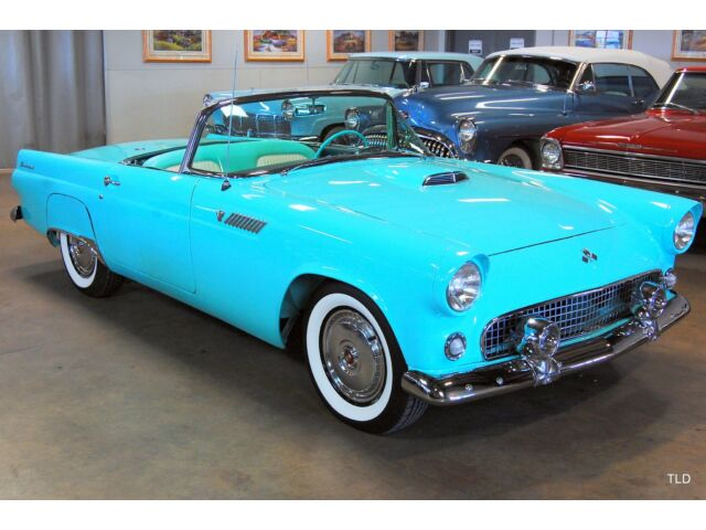 Image 1 of Ford: Thunderbird Blue…
