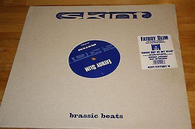 "Fatboy Slim Going Out Of My Head - 12"" Vinyl SKINT 19 1997, Breaks, Big Beat"