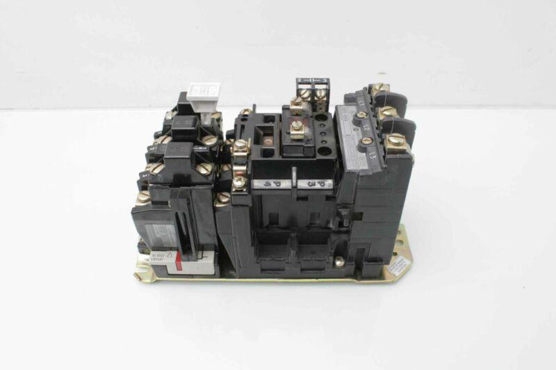 Allen-Bradley 509-BOD Contactor Starter Nema 110-120V AC Coil
