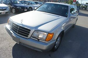 1992 Mercedes-Benz 500 SEL POWER GROUP     ONLY 41000KM    LIKE