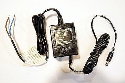 Epson AC Adapter HOOAAU-A 6V 600mA Negative Center Bare Wire to terminal style
