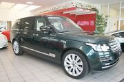 Land Rover Range Rover Autobiography lang-LWB, Business,HUD