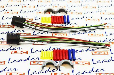 3061130 : 2x Vauxhall Zafira B Rear Door Wiring Harness Repair Kits (PAIR) - NEW