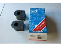 Moog K8379 Front Suspension Stabilizer Sway Bar Bushing Kit