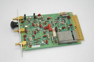 Hp 03585-66522 A22 Board For Hp 3585a Spectrum Analyzer Rev C Tested