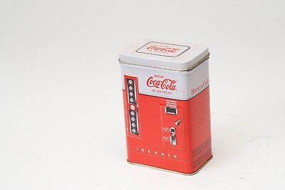 Tin Coca-Cola Coke Machine N1605