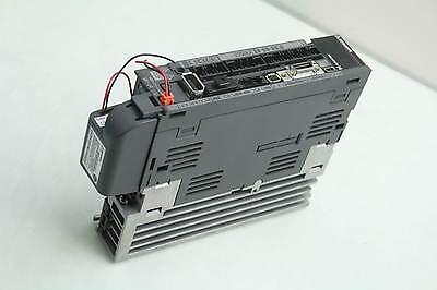 Mitsubishi Mr-j4-10b Brushless Servo Drive Amplifier 100w 3ac 200-240v Input T-3