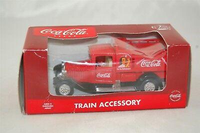 Coca Cola Coke K-Line Red Truck Train Accessory K-94528
