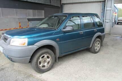 1999 Land Rover Freelander Diesel