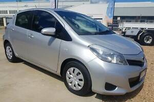 2013 TOYOTA YARIS YR 5 DOOR HATCH Aitkenvale Townsville City Preview