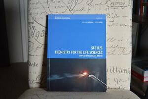 SCC1123 Chemistry for the Life Sciences Butler Wanneroo Area Preview