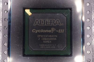 Ep3c55f484i7n Altera Fpga Cyclone Iii Family 55856 Cells 327 Io 1.2v 484-fbga