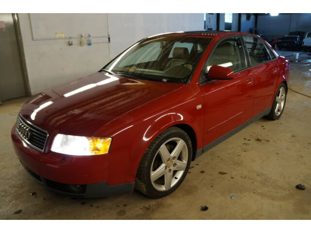 Image 1 of Audi: A4 1.8T Red